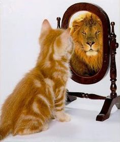 Visualize yourself the way you WANT to be....then achieve it!