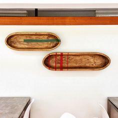 Navegantes se llama la obra en madera tallada @valeriaburgoav Zip Around Wallet, Belt, Accessories, Carved Wood, Boater, Pintura, Belts, Waist Belts