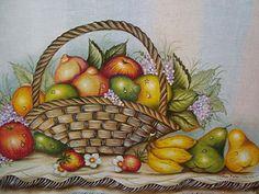 Cesta de Frutas Deliciosas!