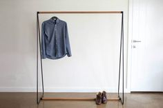 HR1600 clothes rack from Hunt Furniture