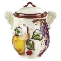 Joanna Cookie Jar - Bistro Kitchen on Joss & Main