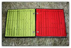 Make a book of my machine stitches for referance                              …