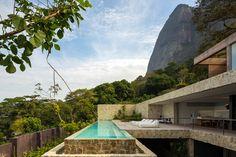 Arthur Casas architect, Alex Lerner's house in Rio de Janeiro