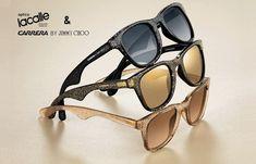 a552daac0f Carrera by Jimmy Choo Lentes, Gafas Carrera, Gafas De Sol, Edição Limitada,