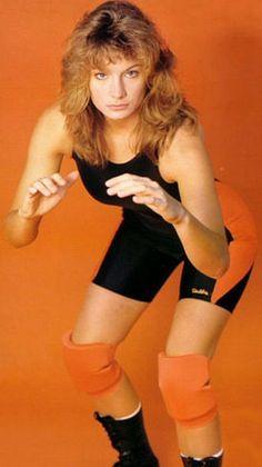 Luchadora - Debbie Malenko