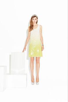 Erin Fetherston Spring 2013 Ready-to-Wear Fashion Show - Camilla Babbington