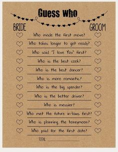 Whatever they said about bridal shower decorations Rustic Diy-D . Whatever they said about bridal shower decorations Rustic Diy-D . - Whatever they said about bridal shower decorations, rustic DIY decor is absolutely wrong … and he - Printable Bridal Shower Games, Bridal Shower Invitations, Couple Shower Games, Couples Wedding Shower Games, Wedding Couples, Diy Wedding Games, Rustic Wedding Games, Wedding Reception Games, Couple Games