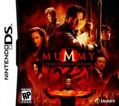 The Mummy:  Tomb of the Dragon Emperor DS 2008