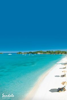 Sandals Negril Beach Resort is set upon the world famous Seven Mile Beach in Negril, Jamaica. This stunning location is the quintessential Caribbean paradise.