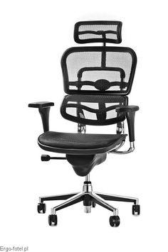 Doskonały fotel do każdego biura