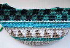 Taschen Crochetalong Teil 2 ist online +bag crochetalong part 2 is online now on schoenstricken.de