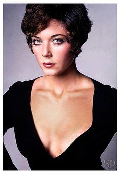 Linda Thorson - Tara King in the 60′s show the Avengers