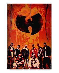 The 50 Greatest Rap Logos Wu Tang Clan Wu Tang And Hip Hop