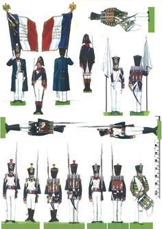Military Figures, Military Art, Roman Gladius, First French Empire, Confederate Flag, Napoleonic Wars, Jumping Jacks, Toy Soldiers, Paper Models