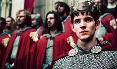 mykingdomscome- King Merlin. Gorgeous edit!
