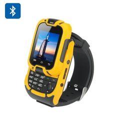rogeriodemetrio.com: Mobile Watch Phone Keypad