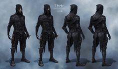 Concept Art: Thief 4