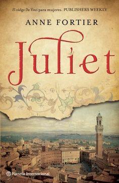 Juliet – Anne Fortier https://bookatspanglish.wordpress.com