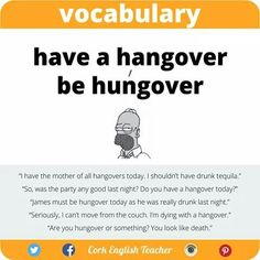 The worst hangover ever
