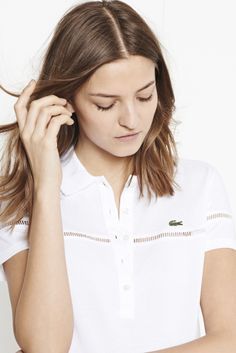 The hemstitch #polo for #her #mothersday