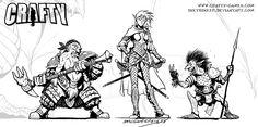 Primeira Aventura - Fantasy Craft | RPG Notícias