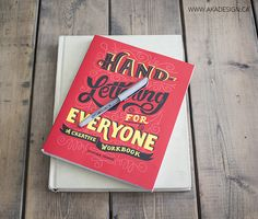 Hand Lettering for Everyone - Gift Ideas - http://akadesign.ca/hand-lettering-for-everyone-gift-ideas/
