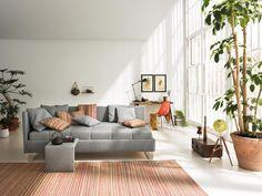 Bett JOKA Calma 460 Sofa Design, Sofas, Indoor, Diy, Furniture, Home Decor, Form, Designer, Room Interior Design