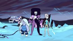Rebellion, Care, and the Queer Ecology of Steven Universe - Edge Effects