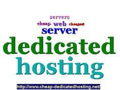 cheap dedicated server hosting australia