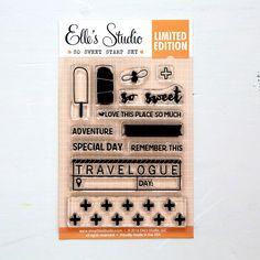 So Sweet Stamp from Elle's Studio