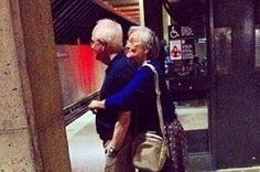 I want to grow old with my man...