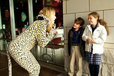 Styleblueprint.com hilarious editorial on pajamas in public.