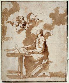 Santa Cecilia - José de Ribera (1647)