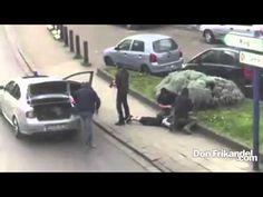 Terror suspect Mohamed Abrini arrested in Anderlecht, Belgium.