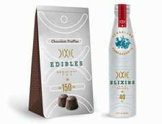 1. Americans hold various opinions about marijuana, with plenty of rhetoric supporting those in favor of legalization as well as those opposed. That said, one aspect of the issue can't be spun: Legal cannabis, particularly for recreational consumption, presents a sizable economic opportunity for the packaging industry. Denver-based Dixie Elixirs & Edibles, for example, creatively uses upscale packaging graphics to appeal to adults and not kids.