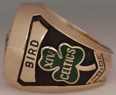 1981 Boston Celtics Ring