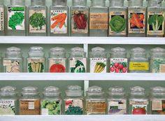 Close-Up of Seed Jars | Flickr - Photo Sharing!