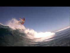 20 camera array surf video