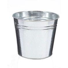 Zinc Planter - 21cm