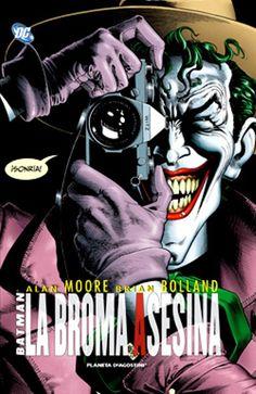 Batman la broma asesina | Moore & Bolland