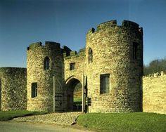 Beeston Castle, Cheshire, England
