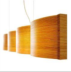 Horizontal calmness and smooth light. Interior Lighting, Lighting Design, Mid Century Modern Decor, Led, Store Design, Home Kitchens, Light Fixtures, Mid-century Modern, Interior Design