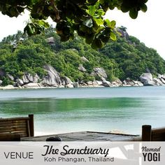 We would like to share with you one of our favorite places on this planet. The Sanctuary Resort is located on the small tropical island of Koh Phangan, Thailand. The resort offers a unique and supportive environment for teachers and students to learn, share, and grow together during their yoga retreat, workshop, or teacher training. Besides planned group activities, guests can relax on the beach and in the jungle surroundings while enjoying a wide variety of food, including healthy seafood…