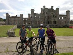 Photos from Saddle Skedaddle's family cycling holiday in the Lake District