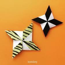 「origami 手裏剣」の画像検索結果