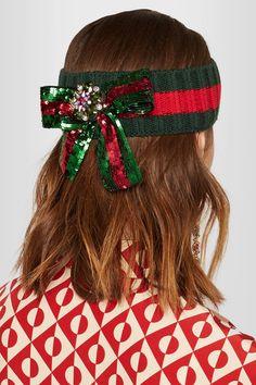 Baby Girl Head Accessories Hair Band Baby Elastic Rabbit Ears Stripe Headwear Lustrous Surface Hair Accessories Mother & Kids