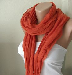 Lights and breezy summer scarf. $22.00