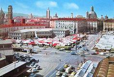 anni 70 - Torino - Porta Palazzo