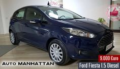Ford Fiesta 1.5 Diesel Da Auto Manhattan http://affariok.blogspot.it/