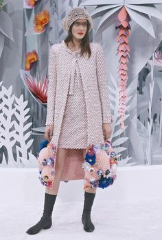 Fall-Winter 2014/15 Haute Couture - Look 48 - CHANEL
